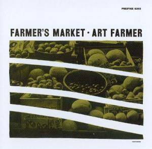 Cover - Art Farmer: Farmer's Market