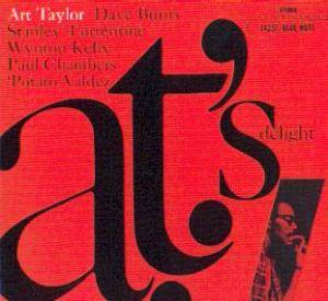 Art Taylor: A.T.'s Delight - Cover