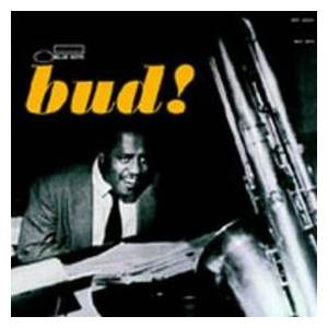 Cover - Bud Powell: The Amazing Bud Powell - Volume 3 - Bud!