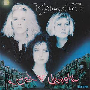 Bananarama: Trick Of The Night, A - Cover