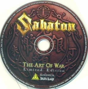 Sabaton: The Art Of War (CD) - Bild 7