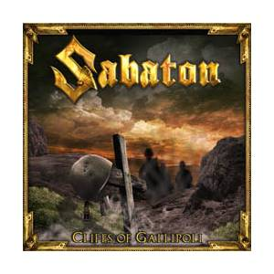Cover - Sabaton: Cliffs Of Gallipoli