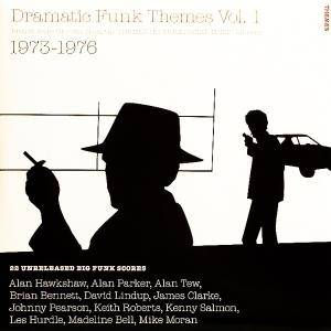 Cover - Alan Tew: Dramatic Funk Themes Vol. 1 1973-1976