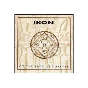 Cover - Ikon: On The Edge Of Forever