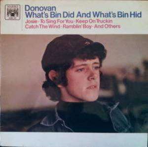 Donovan: What's Bin Did And What's Bin Hid - Cover