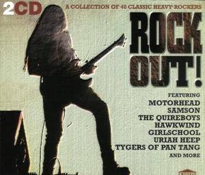 Rock Out! - Cover
