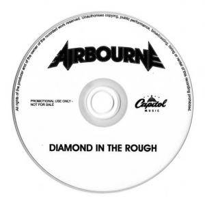 Cover - Airbourne: Diamond In The Rough