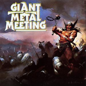 Giant Metal Meeting - Cover