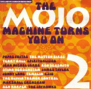 Mojo Machine Turns You On 2, The - Cover