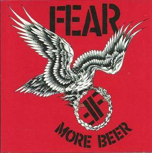 Cover - Fear: More Beer