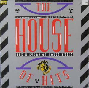 Cover - 2 House People: House Of Hits - The History Of House Music, The