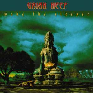 Uriah Heep: Wake The Sleeper - Cover