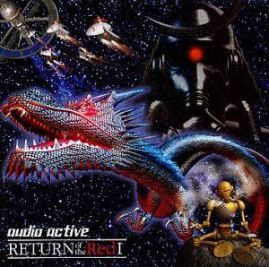 Cover - Audio Active: Return Of The Red I