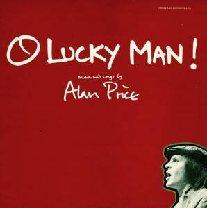 Cover - Alan Price: O Lucky Man!
