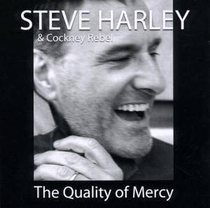Cover - Steve Harley & Cockney Rebel: Quality Of Mercy, The