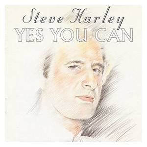 Cover - Steve Harley: Yes You Can