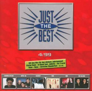 Cover - Allianz, Die: Just The Best 4/99
