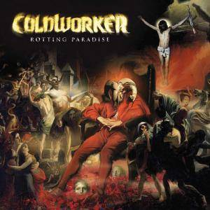 Coldworker: Rotting Paradise - Cover