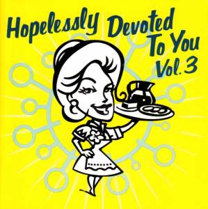 Hopelessly Devoted To You Vol. 3 - Cover