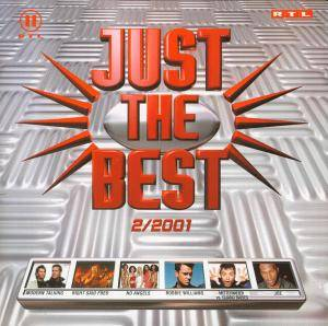 Cover - Ayman & Naima: Just The Best 2/2001