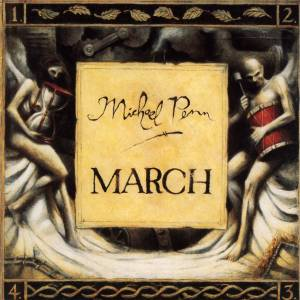 Cover - Michael Penn: March