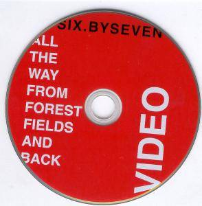Six.By Seven: Any Colour So Long As It's Black - All The Way From Forest Fields And Back (CD + DVD) - Bild 7