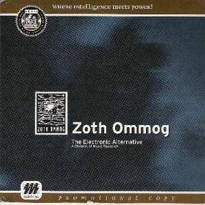 Zoth Ommog - The Electronic Alternative - Cover