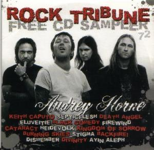 Rock Tribune CD Sampler 72 - Cover