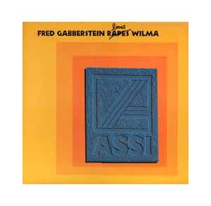 Assi: Fred Gabberstein Loves Wilma - Cover