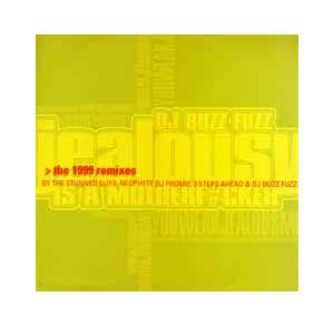 Cover - Buzz Fuzz: Jealousy Is A Motherf#cker - The 1999 Remixes