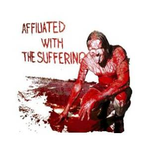 Blood Red Throne: Affiliated With The Suffering - Cover