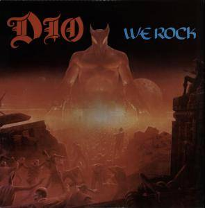 Dio: We Rock - Cover