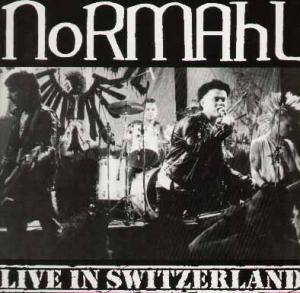NoRMAhl: Live In Switzerland - Cover