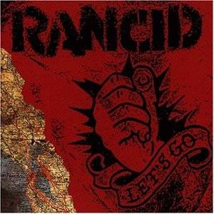 Cover - Rancid: Let's Go
