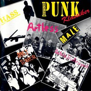 Deutsche Punk Klassiker - Cover