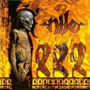 Nile: Amongst The Catacombs Of Nephren-Ka - Cover
