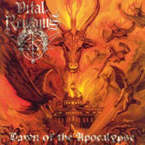 Vital Remains: Dawn Of The Apocalypse (CD) - Bild 1