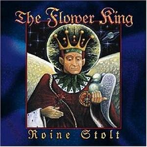 Roine Stolt: Flower King, The - Cover