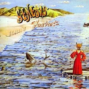 Genesis: Foxtrot - Cover
