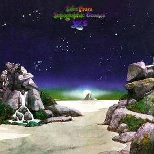 Yes: Tales From Topographic Oceans - Cover