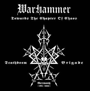 Warhammer: Towards The Chapter Of Chaos - Cover