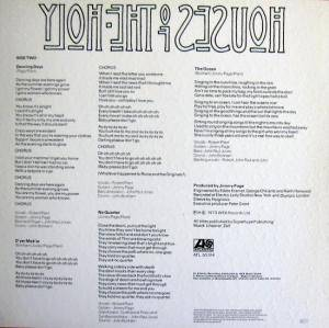 Led Zeppelin: Houses Of The Holy (LP) - Bild 6