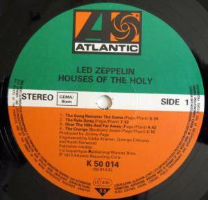 Led Zeppelin: Houses Of The Holy (LP) - Bild 7