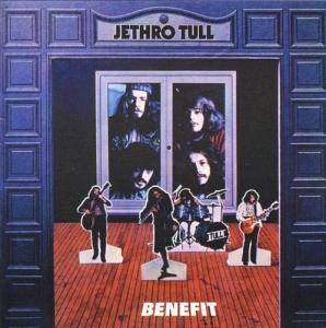Jethro Tull: Benefit - Cover