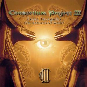 Consortium Project: Terra Incognita (The Undiscovered World) - Cover