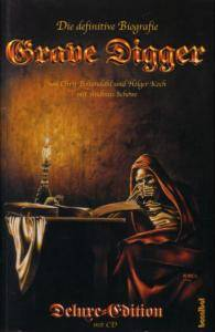 Grave Digger: Definitive Biografie, Die - Cover