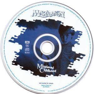 Marillion: Misplaced Childhood (CD) - Bild 2