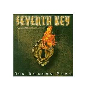 Seventh Key: Raging Fire, The - Cover
