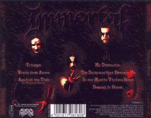 Immortal: Damned In Black (CD) - Bild 2