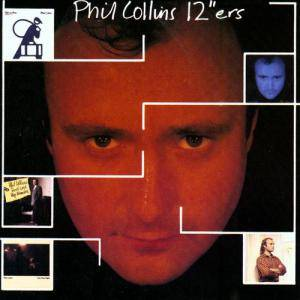 "Phil Collins: 12""ers - Cover"